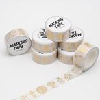 マスキングテープ 「 縄文 」幅20mm×10m