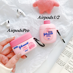【オーダー商品】 Baby cream airpods Pro case