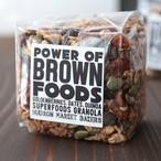 グラノーラ  パワー・オブ・ブラウンフーズ300g POWER OF BROWN FOODS GRANOLA