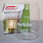 コールマン グローブ #2000 #2500 ノーススター ガラスグローブ