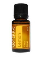 【doTERRA】 レモン Citrus limon (15 ml)