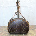 2000000025339 LOUIS VUITTON M51221 BA0058 MONOGRAM PATTERNED SHOULDER BAG MADE IN FRANCE/ルイヴィトンブロワモノグラムショルダーバッグ
