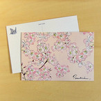 ポストカード 桜 PC15