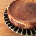 豆腐と柚子のベイクドチーズケーキ