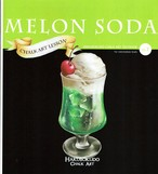 Hakubokudo chalkart textbook no,7 『MELONSODA』