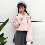 girly  sailor long sweater 3195