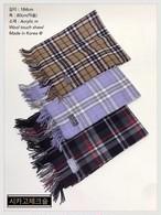 シカゴチェックショール マフラー ショール 韓国ファッション