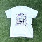 yAmmy T-SHIRTS(Designed by YUKANA) WHITE