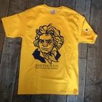 Beethoven Tee Shirts, Gold