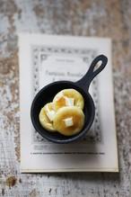 pancake brooch~パンケーキブローチ