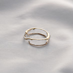 mobius ring gold