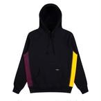 Tri-Color Hoodie(Black)