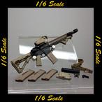 【00904】 1/6 Flagset M4 RIS II ライフル
