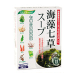 海藻七草スープ