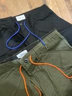 ANASOLULE  Military Pants / Ryan