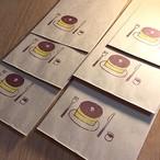 ホットケーキ 長封筒15枚セット