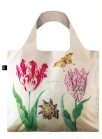 LOQI エコバック JACOB MARREL Two Tulips, 1637-45 & IRMA BOOM DNA 03 Bag