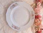 チェコ1803年ピルケンパーマ花々が美しいお皿