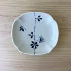 【波佐見焼】のばら 木甲型焼物皿(中)