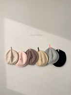 【予約販売】knit beret
