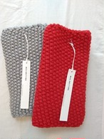 MEG KNITTING スヌード (wool 100%)