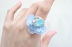【リング.23】phantomFLOWER crystal
