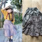 【即納】グレンチェック スカート