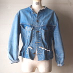 【sandglass】fringe denim jacket / 【サンドグラス】フリンジ デニム ジャケット