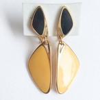 """AVON"" Counter Point earring[e-823]"