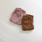 〔即納〕corduroy pants