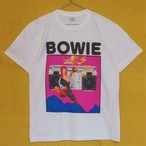 Tシャツ「BOWIE」送料無料