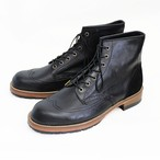 lace-up boots/BK/26.0~26.5cm/LIBERTAS【即納】