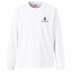 【春の新作ロングTシャツ】7.1オンス White