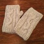 ハンドウォーマー stitch  編み物キット