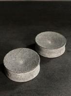 鳥居明生 陶の塊丸(小)