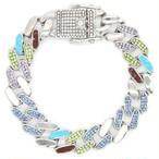 【再入荷】MAISON EMERALD Bracelet MULTI