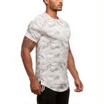 【ASRV】Silver-Lite®エスタブリッシュTシャツ - White Brushed Camo