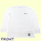 ロングTシャツ Surfingバージョン ホワイト メンズ サムネイル