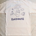 ROADHOUSE Fxxk you Teeシャツ【ホワイト】