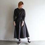 TENNE HANDCRAFTED MODERN【 womens 】waist shirring one piece