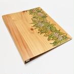 Wood File A4 【Kukui Lei 】