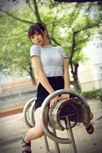 写真集「人妻りこ〜夏の昼下がり〜」