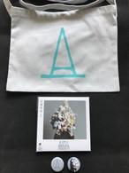 日暮愛葉 album『A』オリジナルサコッシュと缶バッジ2種とCDのセット