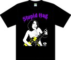 YAHATA Tシャツ(Stupid Hag)
