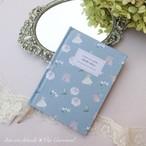 特別なことを綴るための手製本ノート*ジゼル〜白のバレエ