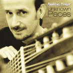 AMC1191 Unknown Places / Andreas Heuser (CD)