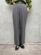 (TOYO) design tuck pants