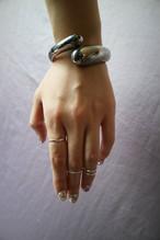 Silver SHIZUKU bracelet