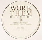"""【残りわずか/12""""】Spencer Parker - Different Shapes And Sizes Remix EP 02"""