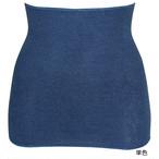 藍染腹巻(大人用・藍染め/EMプリント入り)